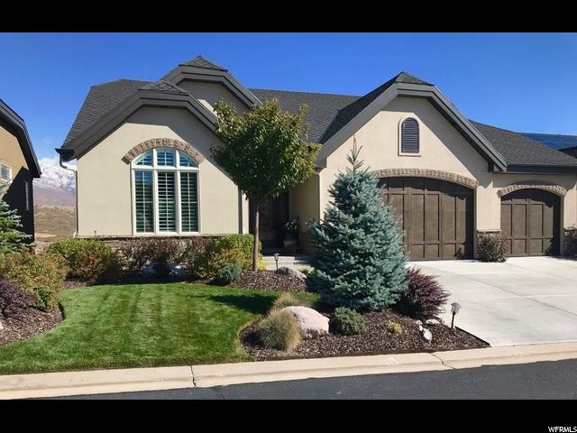 15709 S Rolling Bluff Dr W, Draper, UT 84020 (#1615681) :: Bustos Real Estate | Keller Williams Utah Realtors