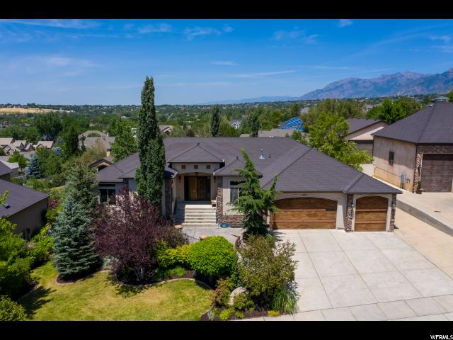 1935 E Stag Hill Cir S, Draper, UT 84020 (#1615689) :: Von Perry | iPro Realty Network