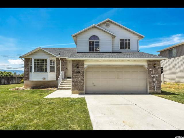 1597 N 150 E, Pleasant Grove, UT 84062 (#1615698) :: Red Sign Team