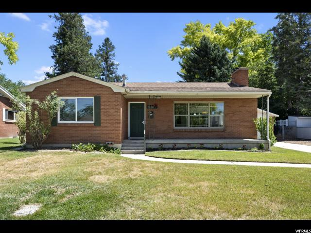 4593 S Creekview Dr E, Salt Lake City, UT 84107 (#1615711) :: Action Team Realty