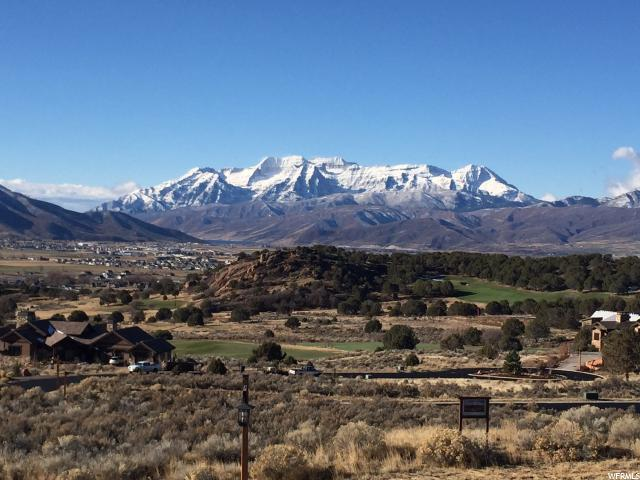 710 N Pinto Knoll Cir (Lot 522), Heber City, UT 84032 (#1615712) :: goBE Realty
