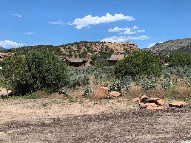 129 N Club Cabins Way (Lot Cc-28), Heber City, UT 84032 (#1615729) :: goBE Realty
