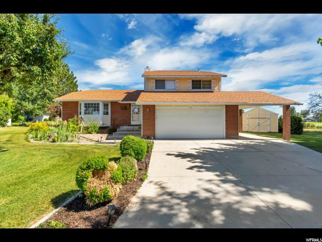 113 W Country Clb N, Stansbury Park, UT 84074 (#1615732) :: Colemere Realty Associates