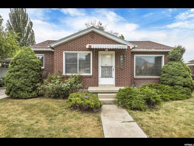 7466 S Elm St, Midvale, UT 84047 (#1615735) :: Von Perry   iPro Realty Network