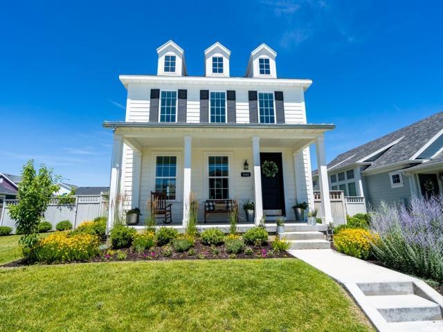 5142 W Big Sur Dr S, South Jordan, UT 84009 (#1615749) :: Big Key Real Estate