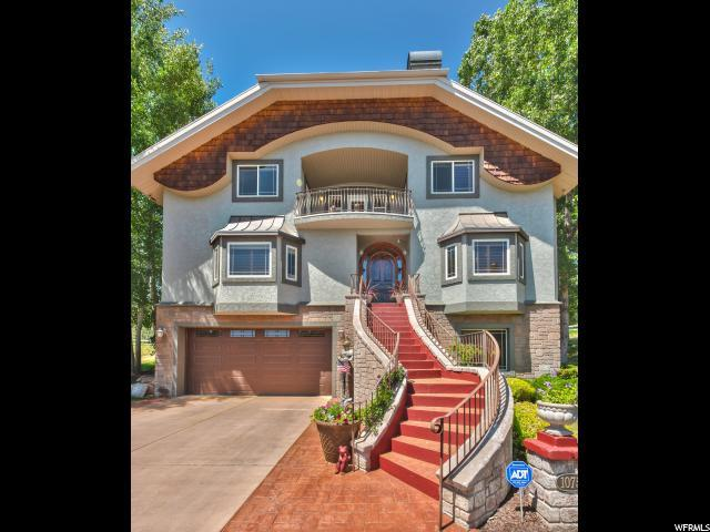 1075 N Warm Springs Rd, Midway, UT 84049 (#1615777) :: Colemere Realty Associates