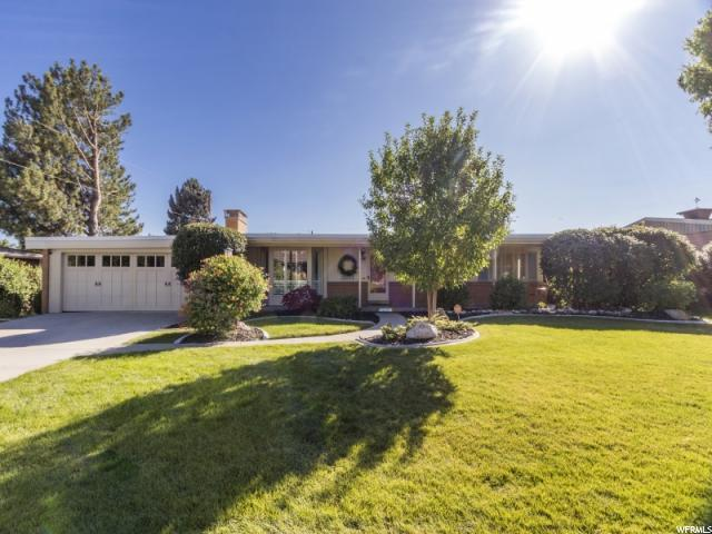 2034 E Waldo Dr S, Holladay, UT 84117 (#1615786) :: Von Perry | iPro Realty Network