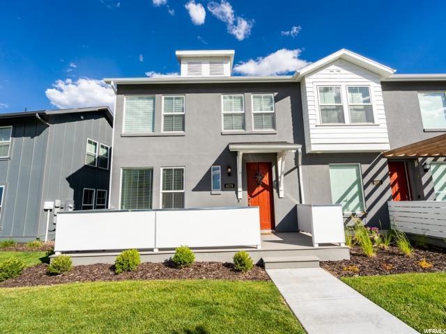 6179 W Birch Run Rd S, South Jordan, UT 84009 (#1615792) :: Big Key Real Estate