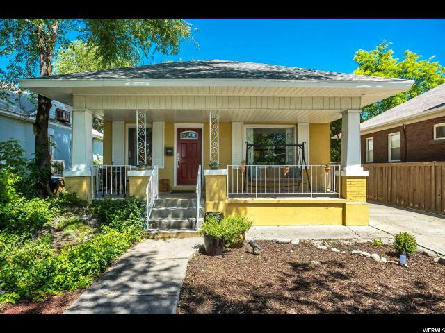 418 N 600 W, Salt Lake City, UT 84116 (#1615799) :: Action Team Realty