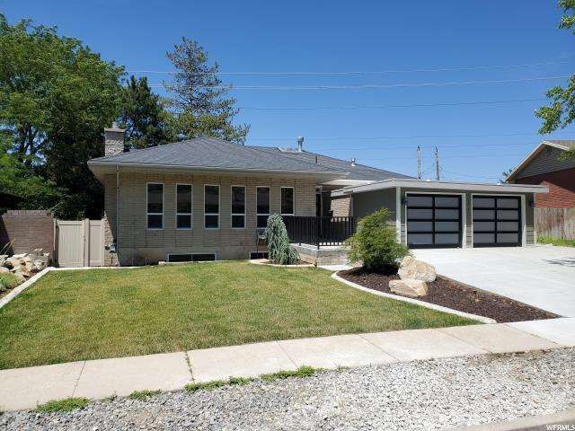2371 E Sundown Ave S, Cottonwood Heights, UT 84121 (#1615847) :: Von Perry | iPro Realty Network