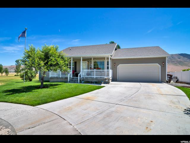 3718 N Partridge Ln E, Eagle Mountain, UT 84005 (#1615856) :: Red Sign Team