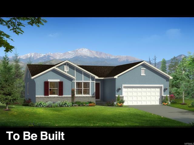 802 N Colony Dr #102, Grantsville, UT 84029 (#1615867) :: Big Key Real Estate