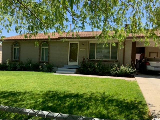 3835 S 7040 W, West Valley City, UT 84128 (MLS #1615868) :: Lawson Real Estate Team - Engel & Völkers