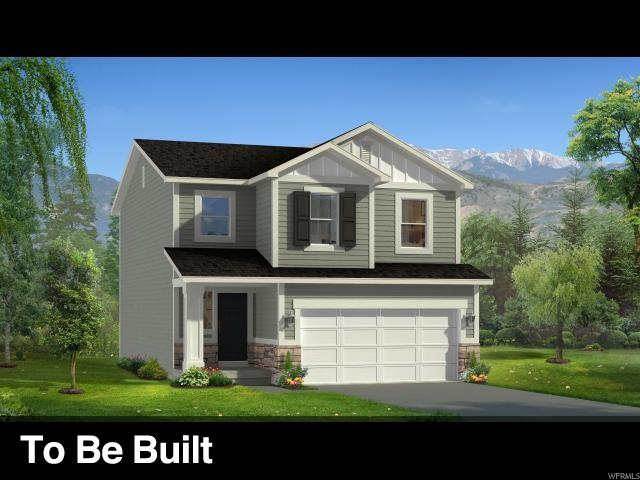 1092 N Honeycomb Dr #105, Grantsville, UT 84029 (#1615870) :: Powder Mountain Realty
