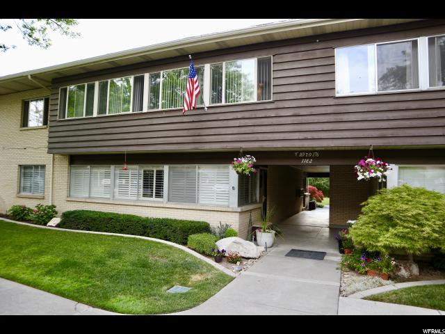 1182 E 2700 S #176, Salt Lake City, UT 84106 (#1615877) :: Big Key Real Estate