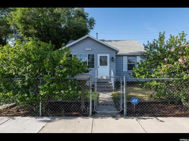 1445 W Arapahoe Ave S, Salt Lake City, UT 84104 (#1615880) :: Big Key Real Estate