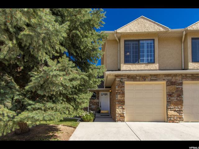 1097 E Loch Lomond Way S, Holladay, UT 84117 (#1615883) :: Von Perry | iPro Realty Network