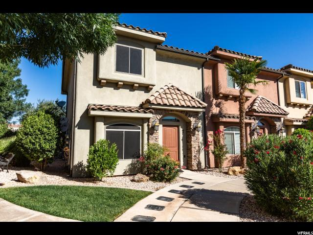 2075 S S Sir Monte Dr #7, St. George, UT 84770 (#1615891) :: Colemere Realty Associates