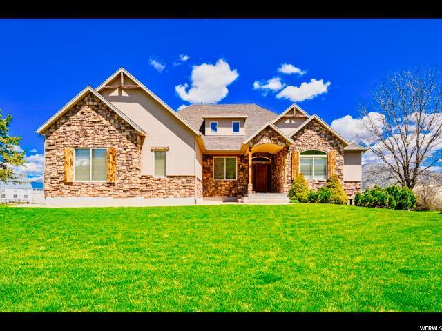 8 S Morgan Valley Dr W, Morgan, UT 84050 (#1615896) :: Keller Williams Legacy