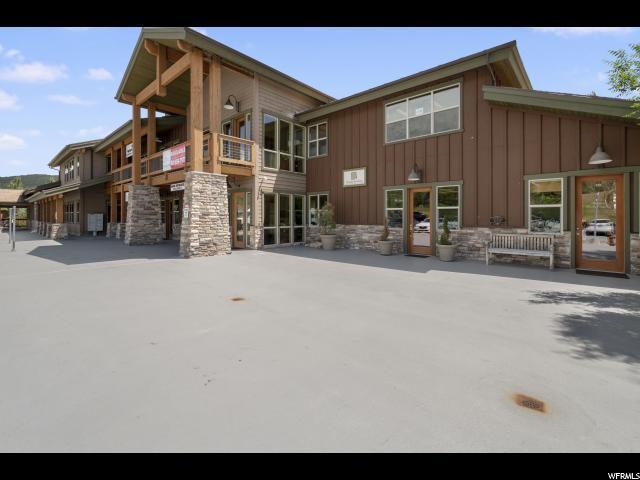2700 Homestead Rd #210, Park City, UT 84098 (MLS #1615899) :: High Country Properties