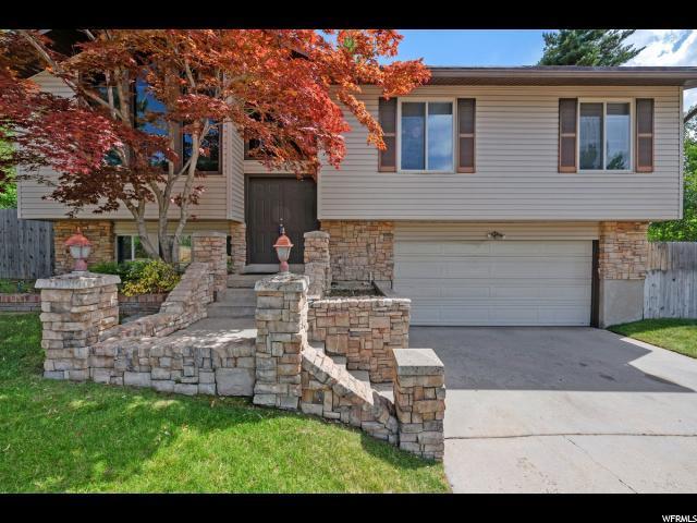 2290 E Aspen Hills, Sandy, UT 84092 (#1615901) :: goBE Realty