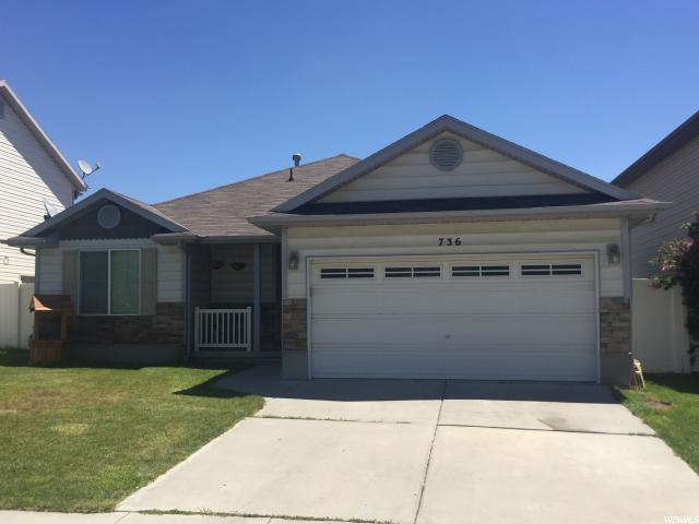 736 N Durham Dr W, North Salt Lake, UT 84054 (MLS #1615905) :: Lawson Real Estate Team - Engel & Völkers