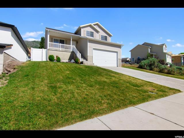 194 N Peach St, Santaquin, UT 84655 (#1615923) :: Red Sign Team