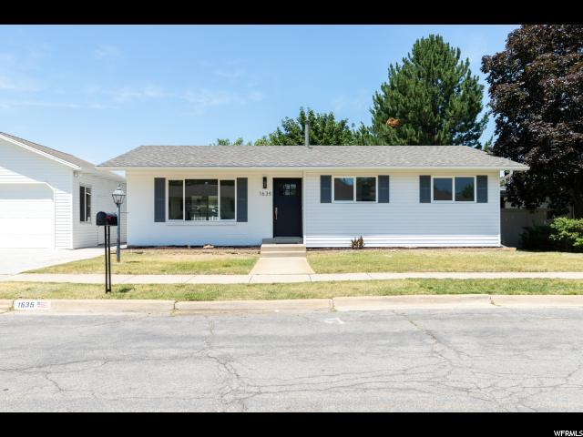 1635 E 7080 S, Cottonwood Heights, UT 84121 (#1615929) :: Red Sign Team