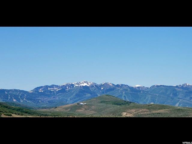 5700 W Browns Canyon Rd, Peoa, UT 84061 (MLS #1615945) :: High Country Properties