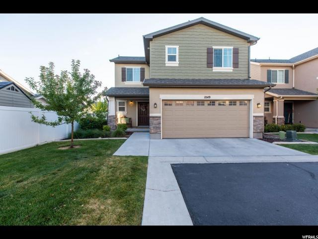 1049 W Stonehaven N, North Salt Lake, UT 84054 (#1615947) :: Exit Realty Success