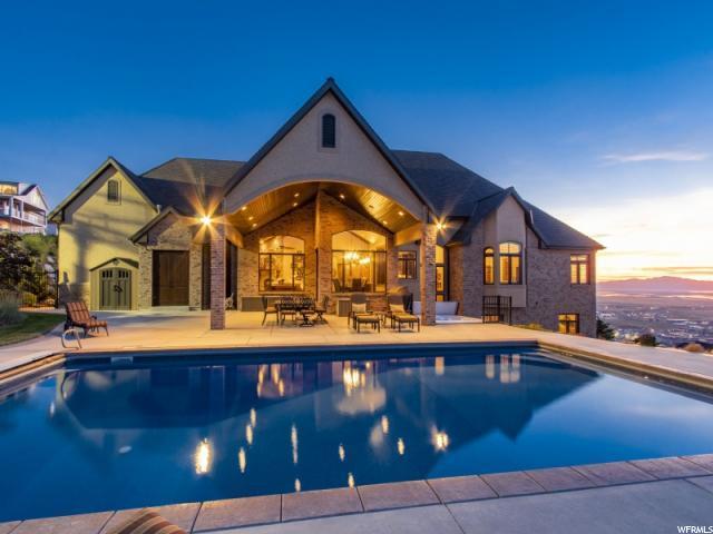 321 E Parkway Cir S, North Salt Lake, UT 84054 (MLS #1615956) :: Lawson Real Estate Team - Engel & Völkers