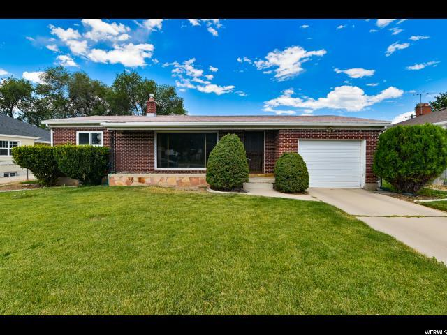 117 E 7720 S, Midvale, UT 84047 (#1615969) :: Action Team Realty