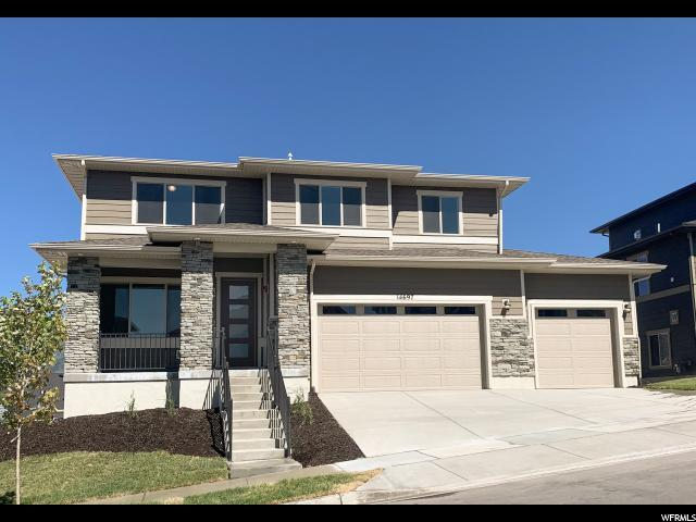 14697 S Snow Blossom Way E, Draper, UT 84020 (#1616057) :: Big Key Real Estate