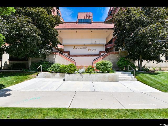 115 S 1100 E #512, Salt Lake City, UT 84102 (#1616059) :: Doxey Real Estate Group