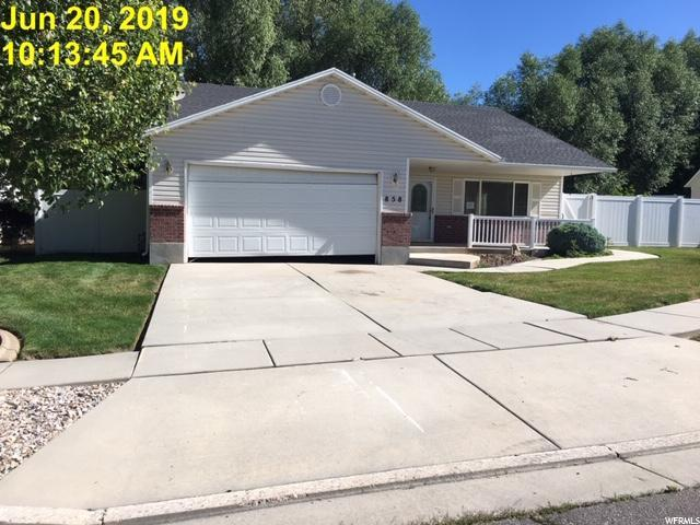 858 E 1500 N, Ogden, UT 84404 (#1616088) :: Big Key Real Estate