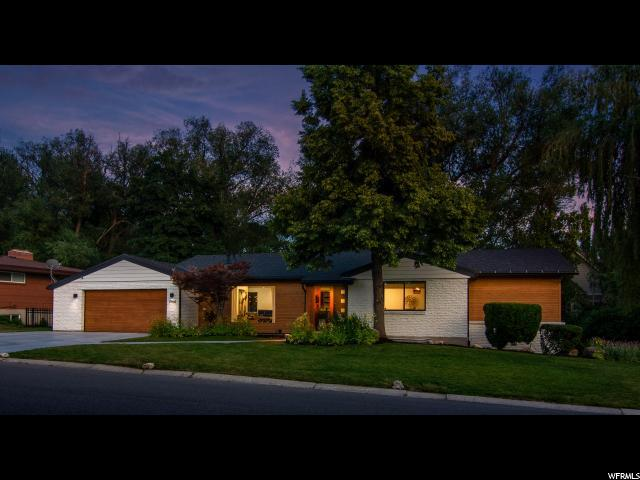 1966 E Millbrook Dr, Millcreek, UT 84106 (#1616097) :: Von Perry | iPro Realty Network