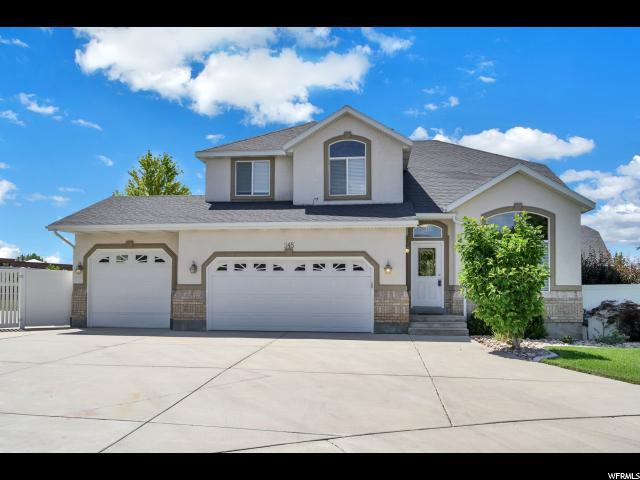345 W 2800 N, Lehi, UT 84043 (#1616107) :: Bustos Real Estate | Keller Williams Utah Realtors