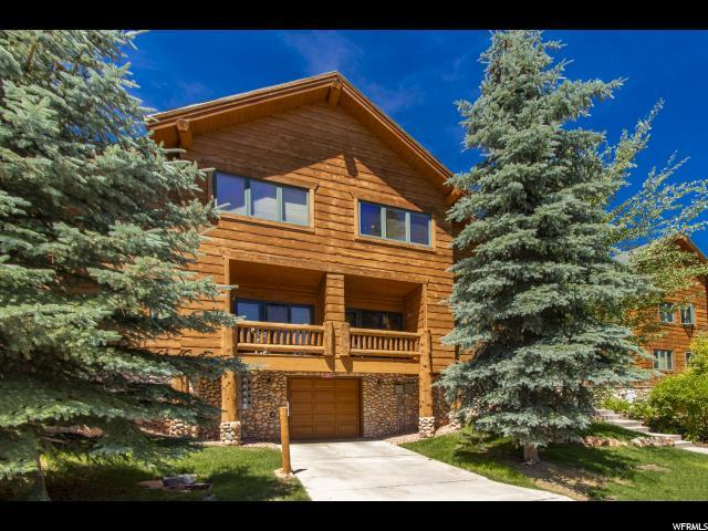3975 Timber Wolf Ln N 2A, Park City, UT 84098 (MLS #1616114) :: High Country Properties