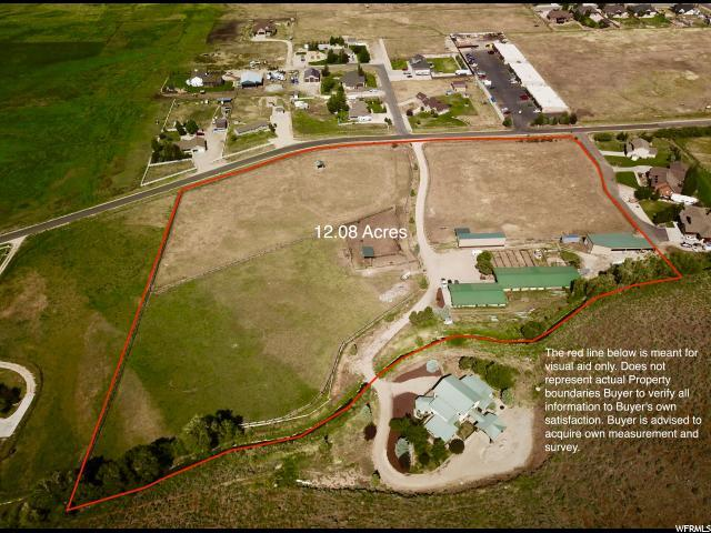 599 S Foothill Dr, Kamas, UT 84036 (MLS #1616148) :: High Country Properties