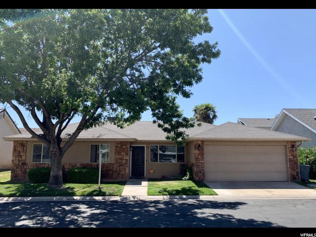 2051 W Canyon View Dr. #15, St. George, UT 84770 (#1616161) :: Colemere Realty Associates