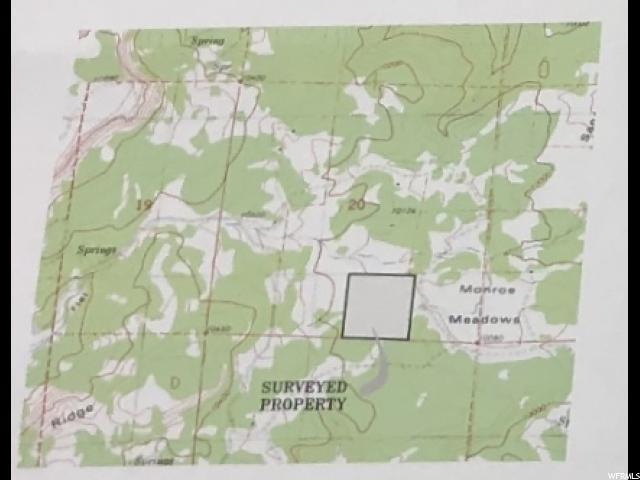 Address Not Published, Monroe, UT 84754 (MLS #1616162) :: Lawson Real Estate Team - Engel & Völkers