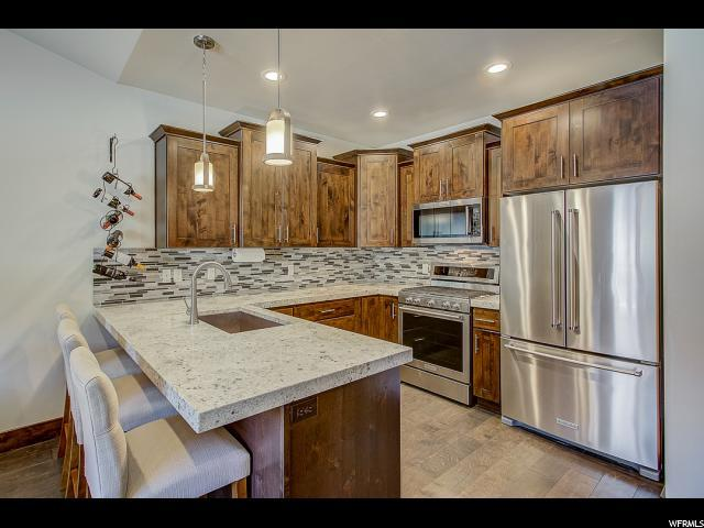1195 W Black Rock Trl M, Heber City, UT 84032 (MLS #1616179) :: High Country Properties