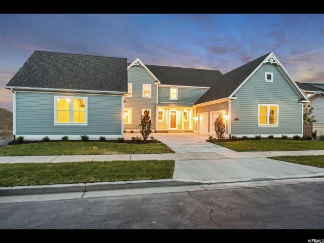 4189 W Open Crest Dr #104, South Jordan, UT 84009 (#1616181) :: Big Key Real Estate