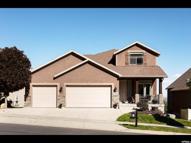 14904 S Manilla Dr E, Draper, UT 84020 (#1616185) :: Big Key Real Estate