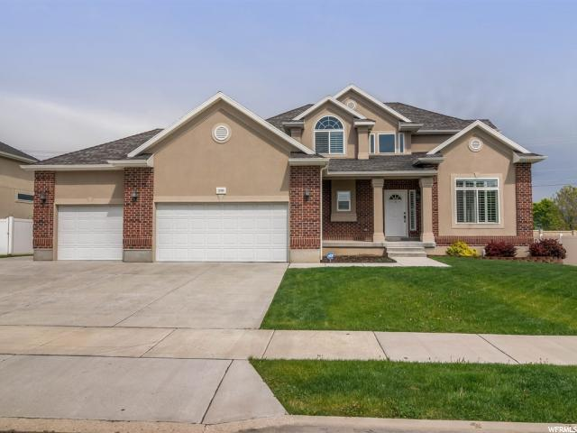 12989 S Zion Park Dr W, Riverton, UT 84065 (#1616191) :: Big Key Real Estate