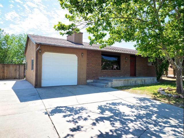 3393 S Patrick Dr W, West Valley City, UT 84128 (#1616205) :: Red Sign Team