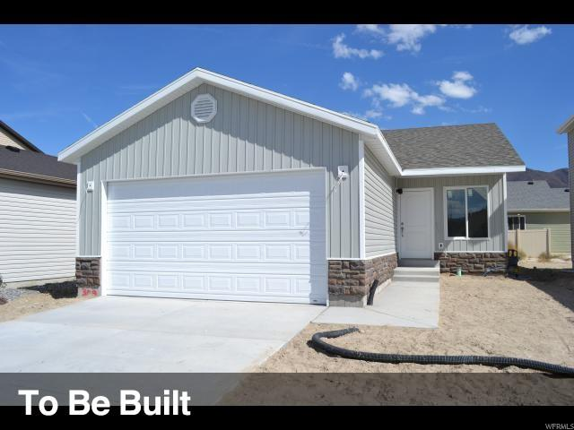 1387 Skip St E #106, Eagle Mountain, UT 84005 (#1616227) :: Bustos Real Estate | Keller Williams Utah Realtors