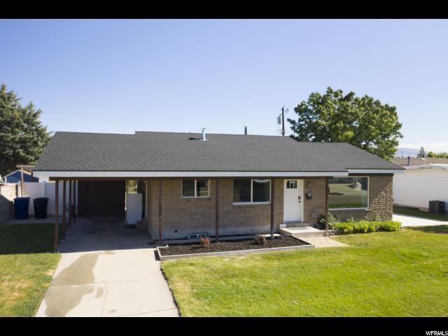 1566 W Paradise Ln S, Taylorsville, UT 84123 (#1616245) :: Bustos Real Estate | Keller Williams Utah Realtors