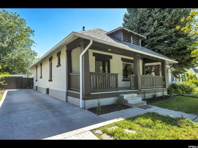 1040 E Logan Ave S, Salt Lake City, UT 84105 (#1616256) :: Colemere Realty Associates