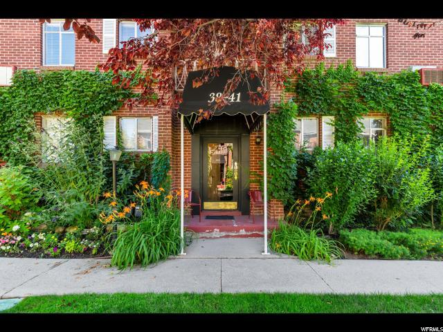 450 E 100 S #41, Salt Lake City, UT 84111 (MLS #1616259) :: Lawson Real Estate Team - Engel & Völkers